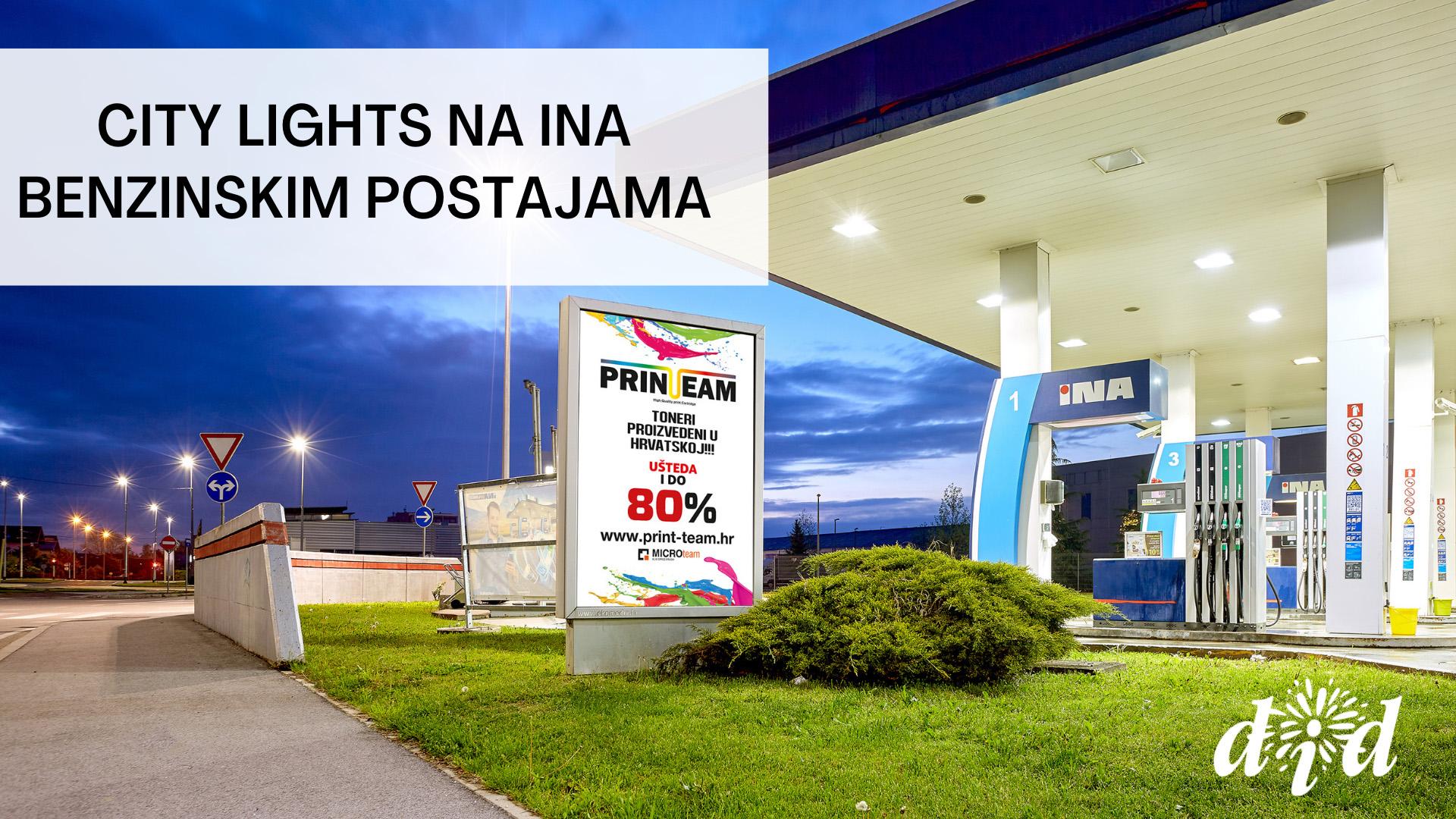City light površine, Billboard plakati, Jumbo plakati, BB plakati u Rijeci i Zagreb